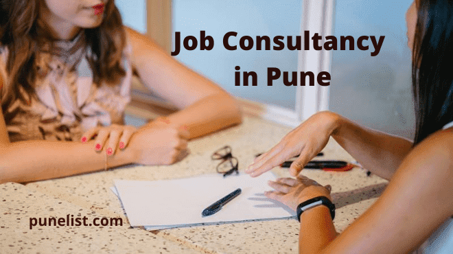 Job Consultancy in Pune