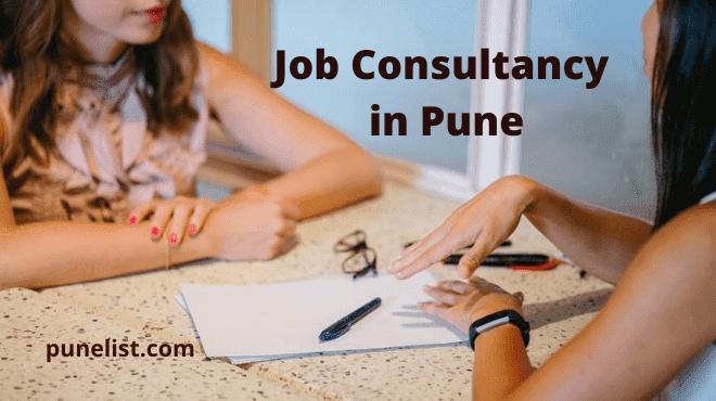 Job Consultancy in Pune