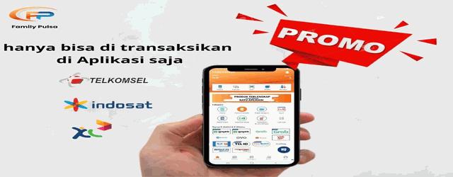 Daftar Harga Pulsa Family Pulsa Untuk Master Dealer