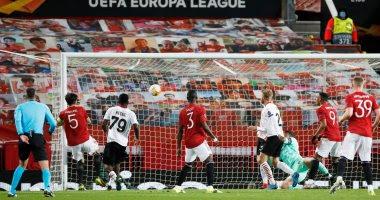 التعادل الإيجابي يحسم مواجهة مان يونايتد ضد ميلان في الدوري الاوروبي