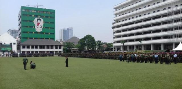 56 Perwira Tinggi TNI Dimutasi, Ini Daftar Lengkapnya