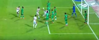 الزمالك فى نهائى كأس مصر بعد الفوز على الإتحاد بهدف مصطفى محمد