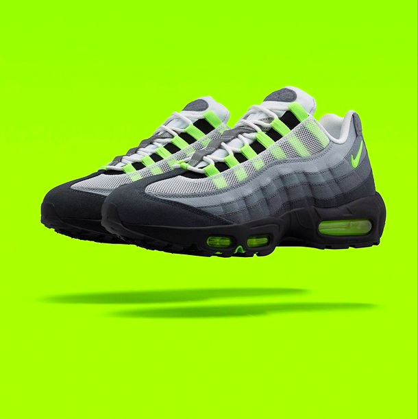 sale retailer b5cdf a7f7e ... 747137 170 blanco neon 2ec86 e4e2f; uk nike air max 95 v sp. patch.  white black anthracite neon yellow.