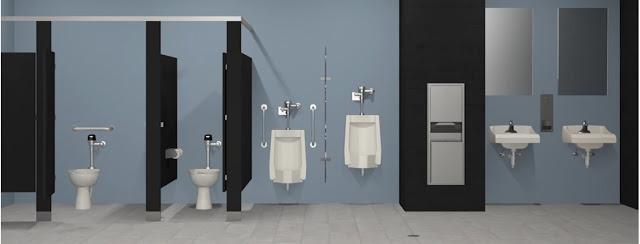 pasang dan instalasi urinoir Tangerang