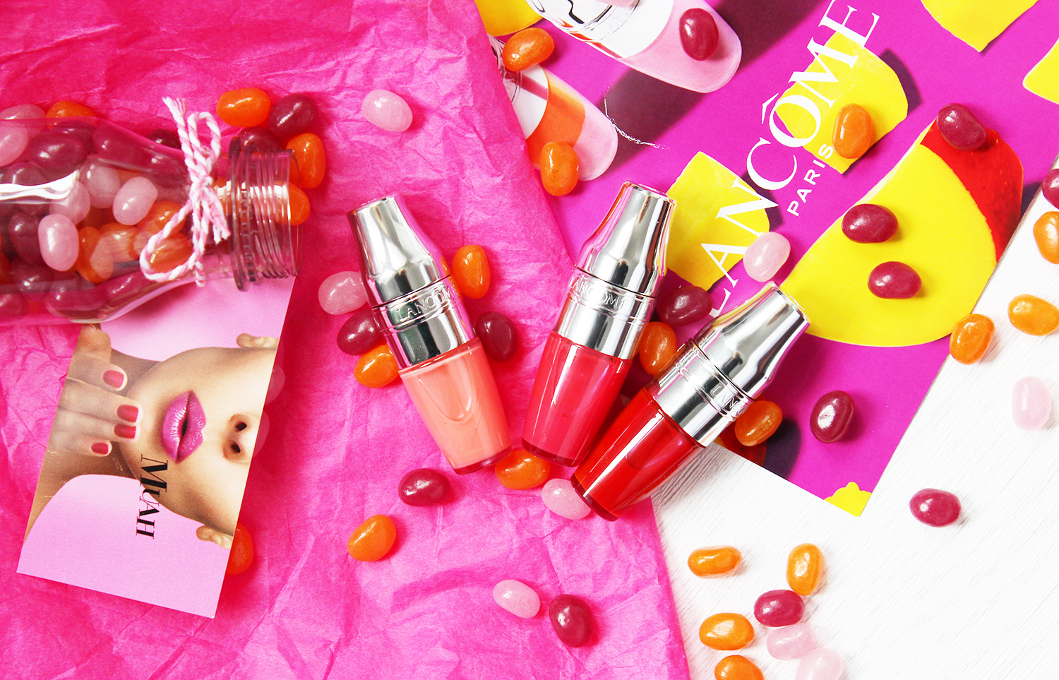 Lancome Juicy Shakers review