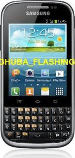 Cara Flash Samsung Galaxy Chat (GT-B5330) 100% Work