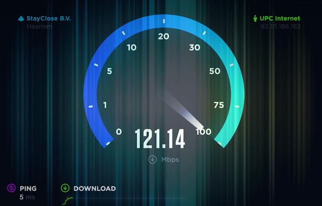 موقع قياس سرعة النت