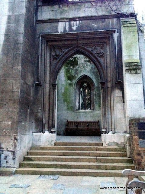 iglesias bonitas y desconocidas de Londres