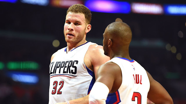 Blake Griffin et Chris Paul