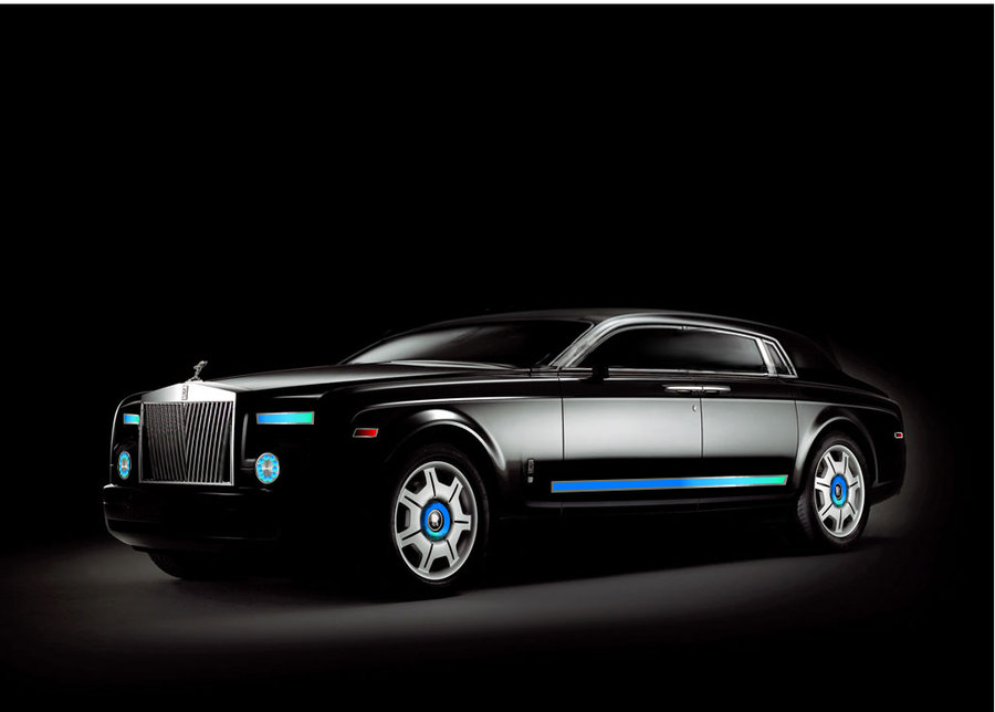 Sports Cars Rolls Royce Ghost Wallpaper Hd