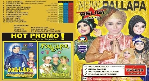 Download Lagu New Pallapa Religi ' Pepeling '