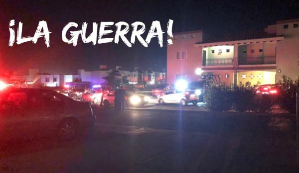 En La Paz y Los Cabos Cártel de Sinaloa ajusta a los que traicionaron — CJNG no se deja