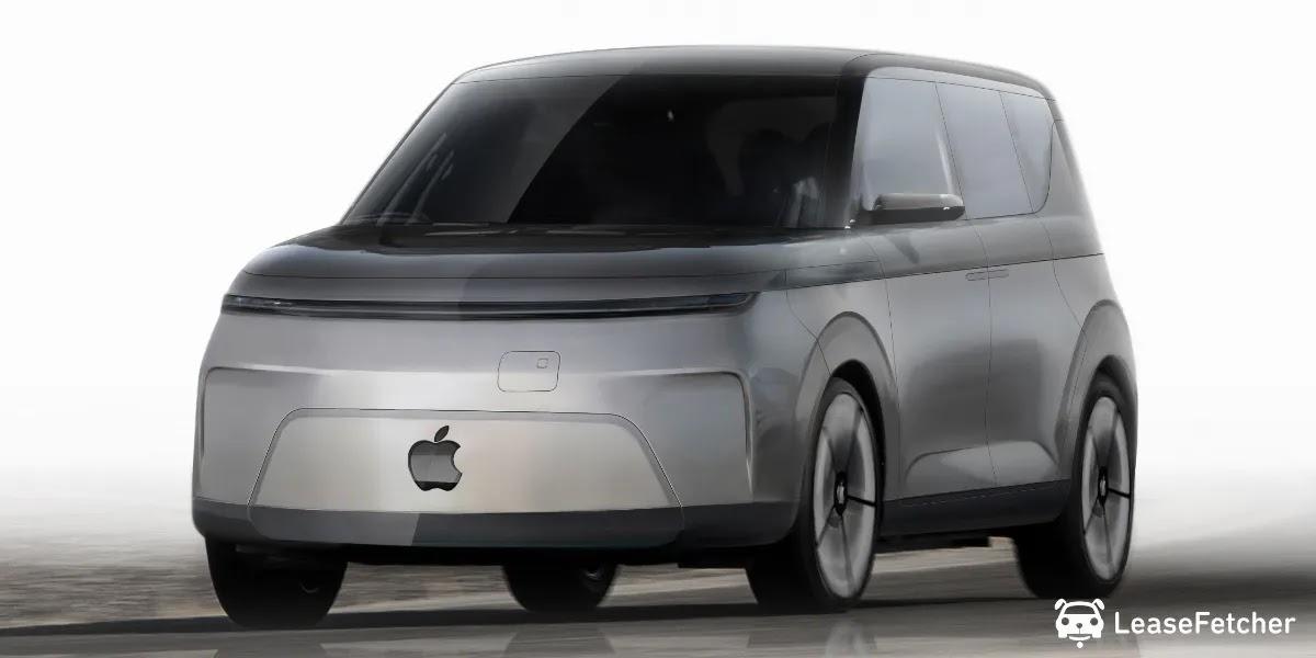 Apple Car:Kia Soul EV x iMac Pro