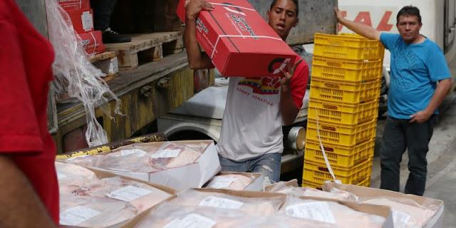 Gobierno promete que este año sí entregará 13.500 toneladas de pernil para diciembre