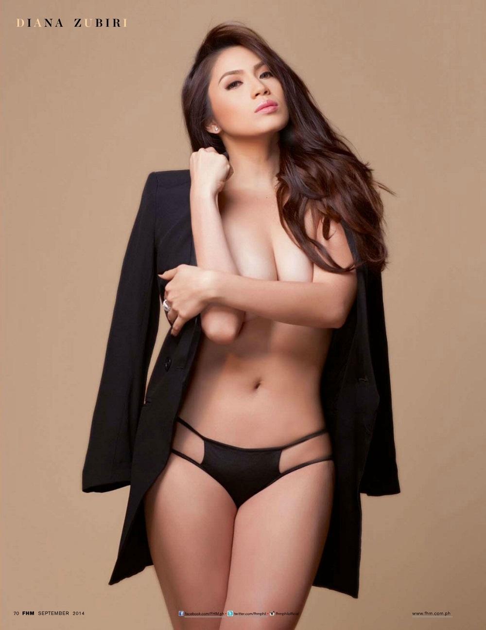diana zubiri naked pics