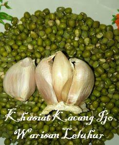Khasiat Kacang Ijo Warisan Herbal