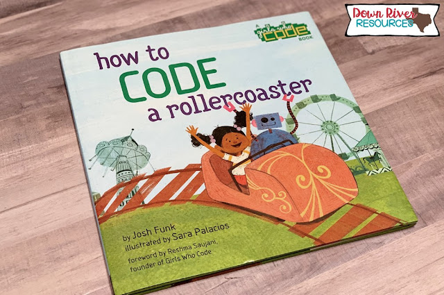 Use How to Code a Rollercoaster to Celebrate Multicultural Children's Book Day