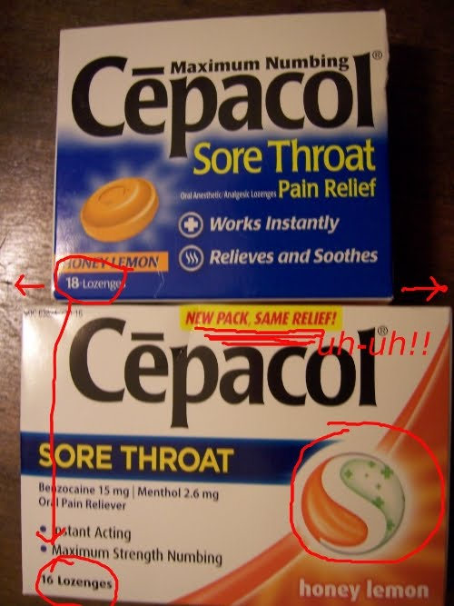 cxlxmxrx: Cepacol    now it sucks    thanks to the FDA
