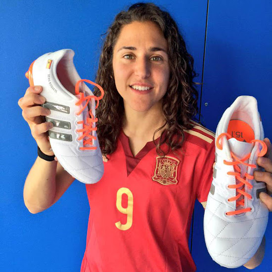 White Adidas Ace 2015 Women s World Cup Boots Released - Footy Headlines c7b477ddb6