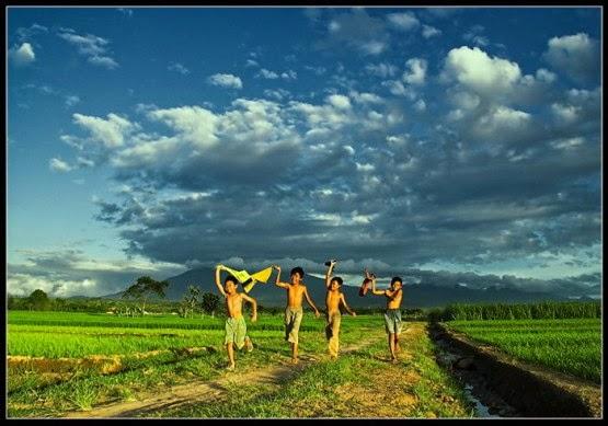 PIRDOT: Kumpulan Foto Indah dan Alami Pedesaan
