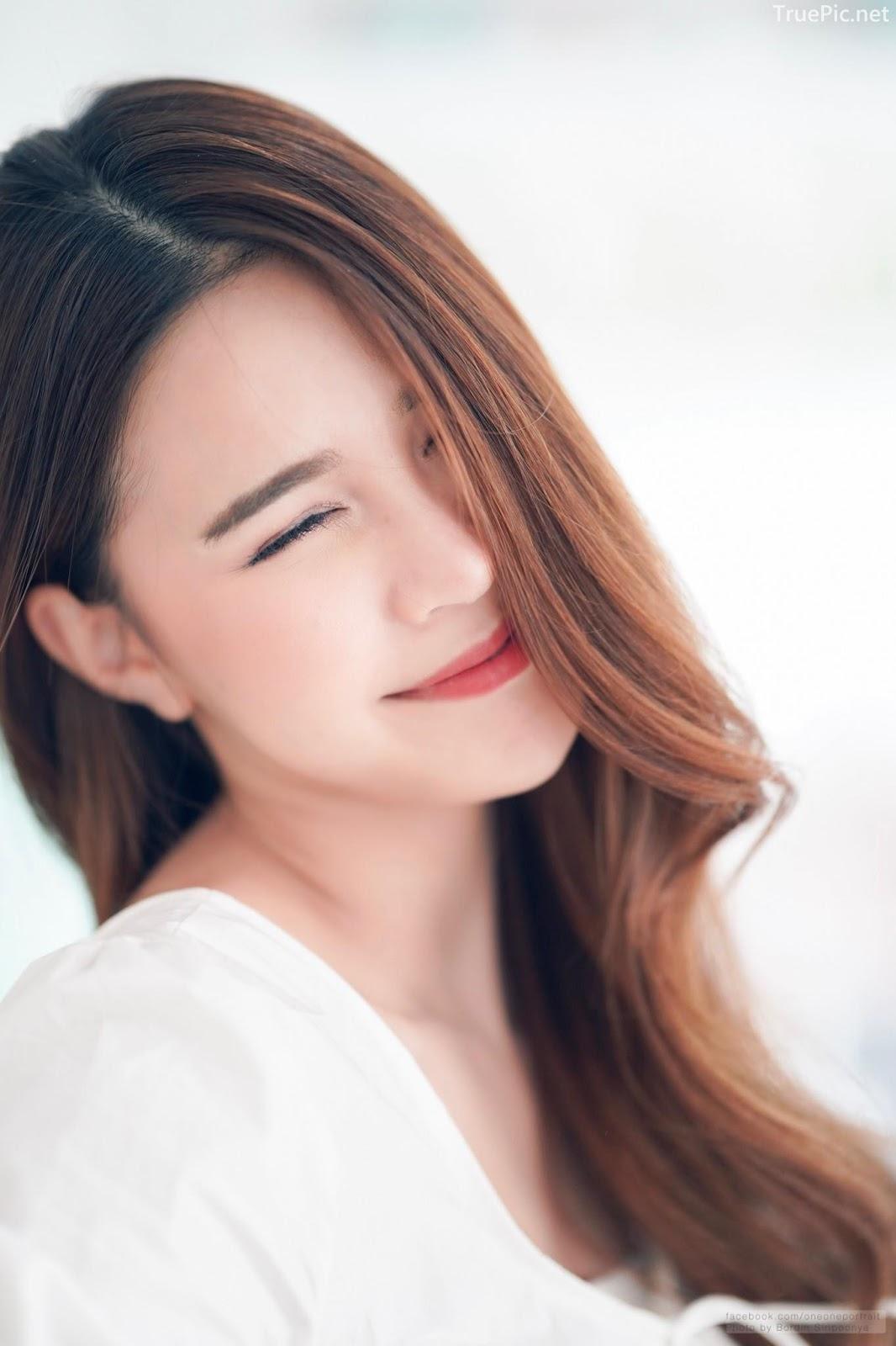 Thailand cute model Supansa Yoopradit (Lorpor) - Lovely smile girl - Picture 3