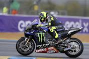 Yamaha Katakan Tidak Ada Pengganti Rossi di Teruel Moto GP