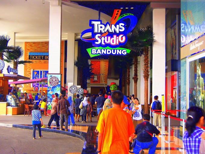 Liburan Seru Di Trans Studio Bandung