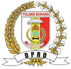 DPRD Kabupaten Tulangbawang menggelar rapat paripurna pengesahan Anggaran.