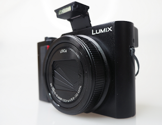 Panasonic Lumix TZ200 ZS200 Digital Camera