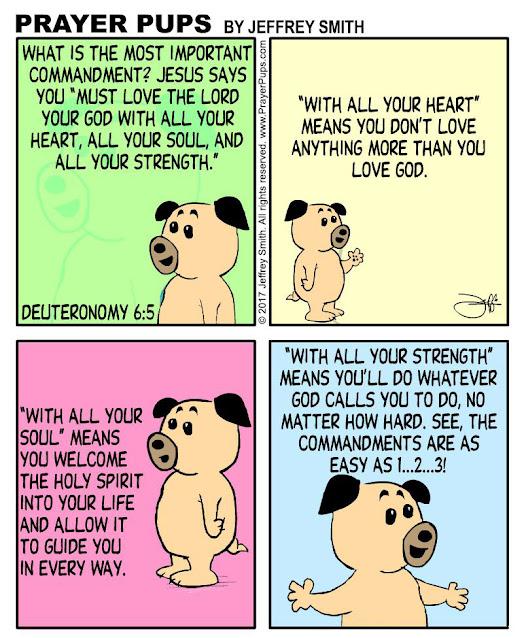 © 2021, Prayer Pups, by Jeff Smith