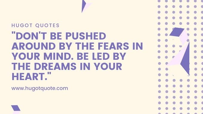 Motivational Quotes That Remove Your Fear