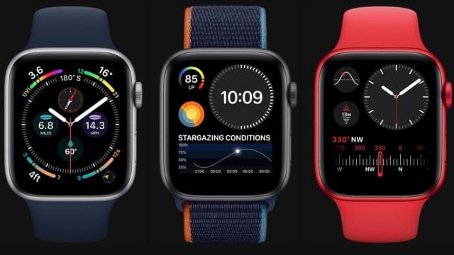 سعر و مميزات ساعة ابل واتش 6 apple watch : قريبا في الأسواق