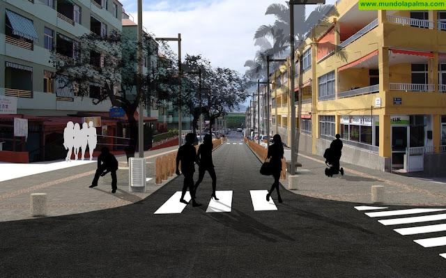 El Cabildo comenzará la remodelación de las principales calles de Puerto Naos de forma inminente