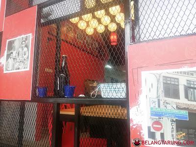 Cafe Nyonya Muslim Melaka