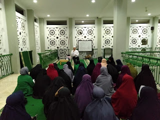 Pembekalan Kafilah Dakwah Akhwat2019