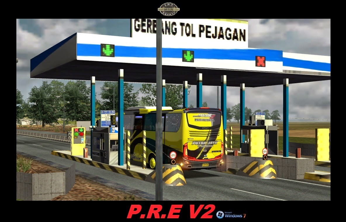 Download Mod Map PRE V2 Langsung Pakai For UKTS | IFAN BLOG