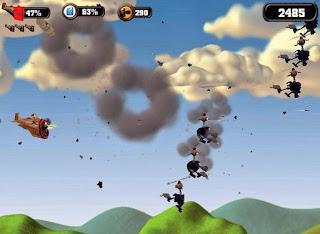 Crazy Chicken Sky Botz Download Full Version