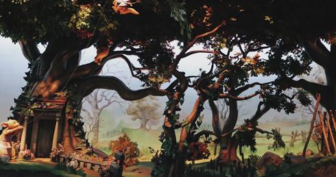 Poohs Hunny Hunt Tokyo Disneyland