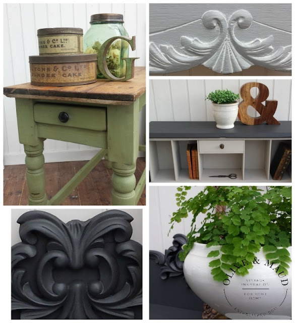 Olive & Maud, Vintage Painted Furniture, West Sussex