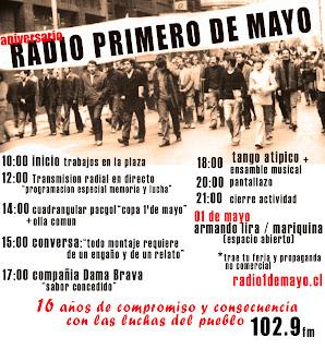 Resultado de imagen para radio primero de mayo