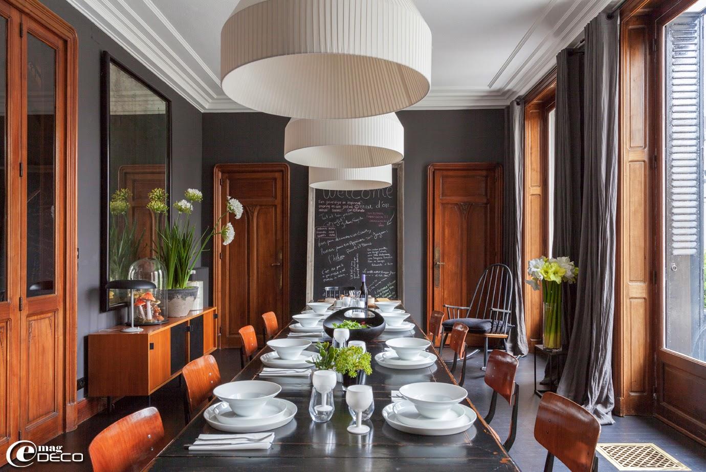 ma maison au naturel une maison d 39 h tes l 39 esprit vintage. Black Bedroom Furniture Sets. Home Design Ideas