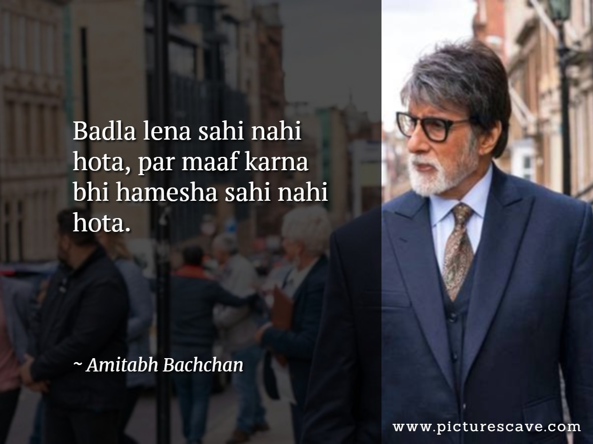 Badla Bollywood Movie Dialogues Quotes With Images