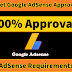 How to get Google Adsense approval in 2021