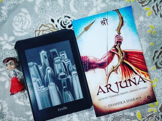 Shree Arjuna - Journey towards Heaven, Ending in Hell