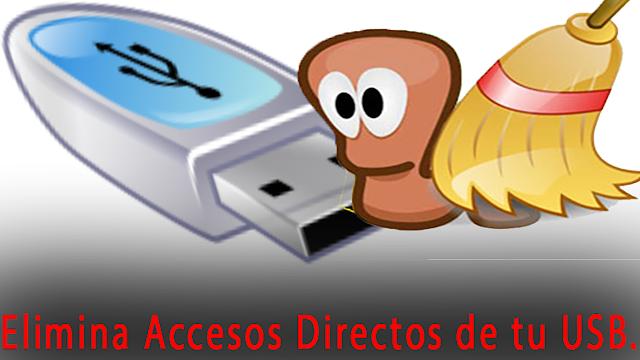 Eliminar y desocultar archivos en acceso directo