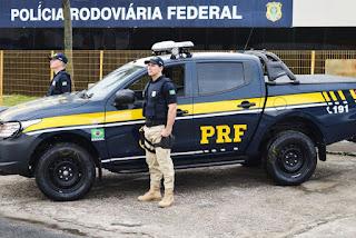 Número de acidentes aumenta e quatro pessoas morrem em rodovias federais no fim de ano na PB