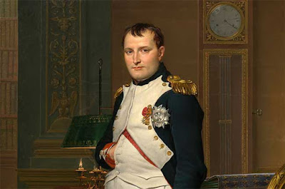 In the footsteps of Napoleon