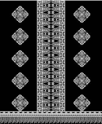 Lavanya-Geometric-Textile-Kaftan 47a