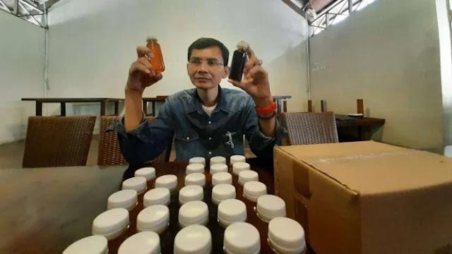 Herbal Ramuan Hadi Pranoto Bikin Geger, Dibuat dari Bahan Apa Sih?