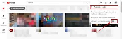 وضع تقييد المحتوى,تقييد المحتوى,تقييد المحتوي,تقييد المحتوى في الايباد